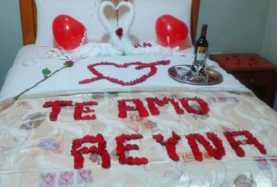 Hotel panamericano per - Imagenes de decoracion de habitaciones romanticas ...